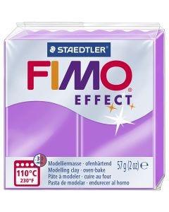FIMO® Effect metallihopea 81, neonvioletti, 57 g/ 1 pkk