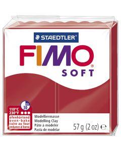 FIMO® Soft , joulunpunainen, 57 g/ 1 pkk