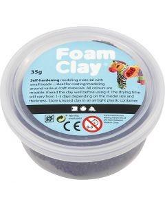 Foam Clay® Helmimassa, violetti, 35 g/ 1 tb
