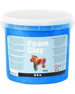 Foam Clay®, metallinen, sininen, 560 g/ 1 prk