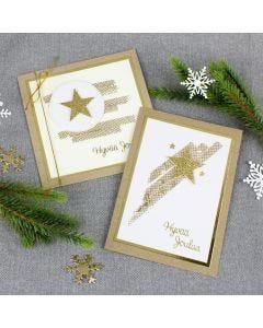 Kultaiset tähtikortit