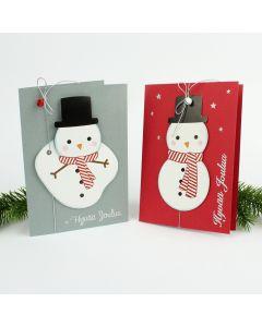 Superhelpot lumiukkokortit