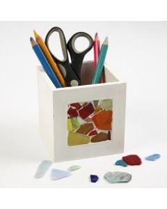 Mosaiikkia kynäpurkissa
