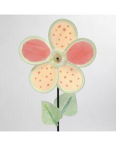Koristeltu kukka-tuulihyrrä
