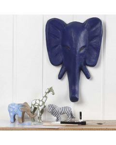 Maalatut ja koristellut villieläimet