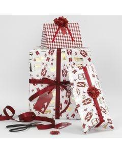 Joululahjoja luovilla yksityiskohdilla