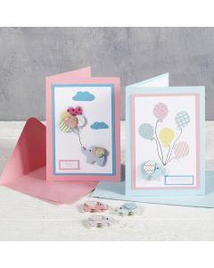 Kortteja Baby Showereihin