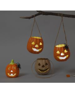 Halloween -lyhdyt
