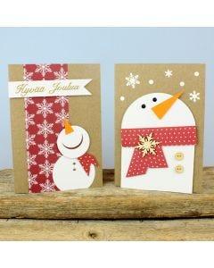 Lumiukkokortit