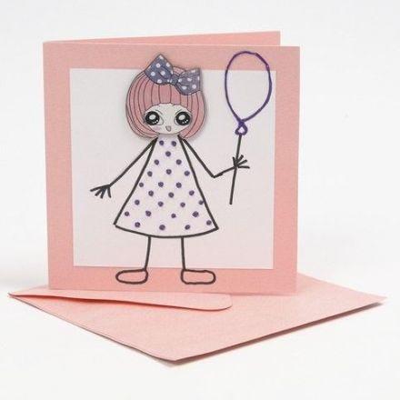 Tyttömäinen kortti