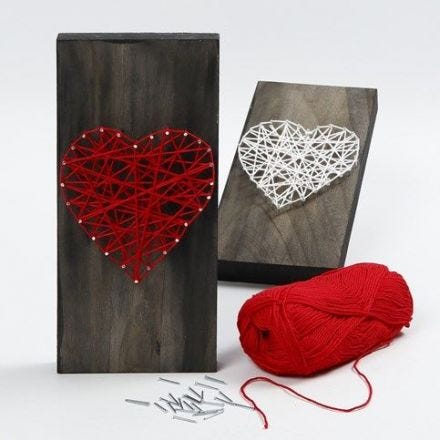 Sydän puupohjalla