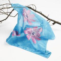 Silkinvärjäystä silityskiinnitteisillä väreillä