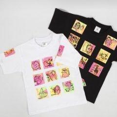 Taiteelliset T-paidat