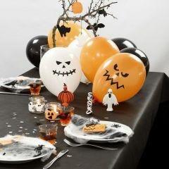Halloween pöytä