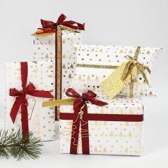 Koristellut lahjapakkaukset