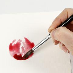 """Kuinka maalata vesiväreillä käyttäen """"märkää märälle"""" tekniikkaa"""
