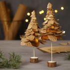 Joulukuusi nahkapaperista