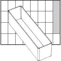 Säilytyslokero, nro A9-3, Kork. 47 mm, koko 163x39 mm, 1 kpl