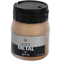 Askartelumaali metallic, antiikkikullan väris, 250 ml/ 1 pll
