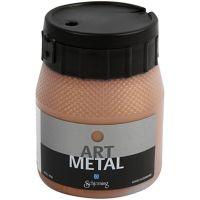 Askartelumaali metallic, kuparin, 250 ml/ 1 pll