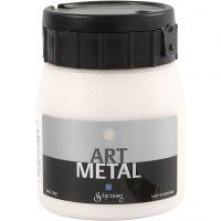 Askartelumaali metallic, helmiäinen, 250 ml/ 1 pll