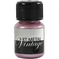 Askartelumaali metallic, Helmiäispunainen, 30 ml/ 1 pll