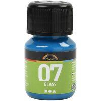 A-Color Lasimaali, turkoosi, 30 ml/ 1 pll