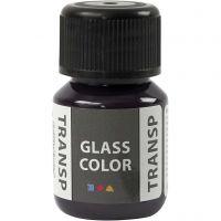 Glass Color Transparent lasimaali, violet, 30 ml/ 1 pll