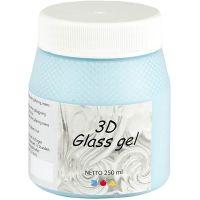 3D lasigeeli, Azure, 250 ml/ 1 tb