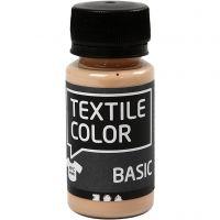 Textile Color, vaalea puuteri, 50 ml/ 1 pll
