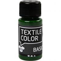 Textile Color, ruohonvihreä, 50 ml/ 1 pll