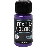 Textile Color Solid, peittävä, violetti, 50 ml/ 1 pll