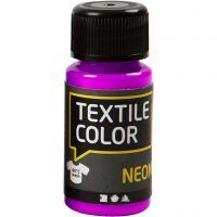 Textile Color, neonvioletti, 50 ml/ 1 pll