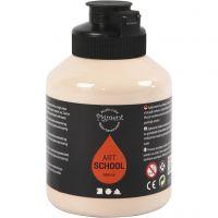 Pigment Art School, peittävä, vaalea puuteri, 500 ml/ 1 pll