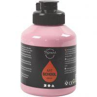Pigment Art School, peittävä, dusty rose, 500 ml/ 1 pll