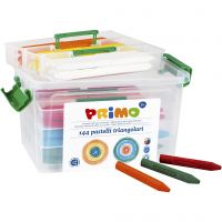 PRIMO vahaliidut, värilajitelma, 12x12 kpl/ 1 pkk