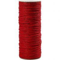Paperinaru, paksuus 1,8 mm, punainen, 470 m/ 1 rll, 250 g