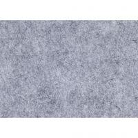 Askarteluhuopa, A4, 210x297 mm, paksuus 1,5-2 mm, meleerattu, harmaa, 10 ark/ 1 pkk