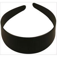 Hiuspanta, Lev: 48 mm, musta, 1 kpl