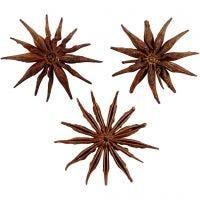 Tähtianikset, halk. 15-20 mm, 250 g/ 1 pkk