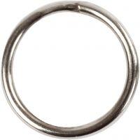 Avainrengas, halk. 12 mm, 10 kpl/ 1 pkk