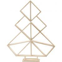 Joulupuu, Kork. 60 cm, Lev: 47 cm, 1 kpl