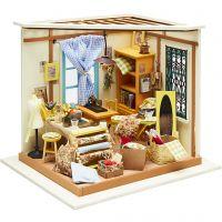 DIY minihuone, Kork. 19 cm, Lev: 22,5 cm, 1 kpl