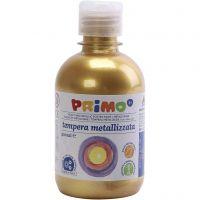PRIMO metallic- maali, kulta, 300 ml/ 1 pkk