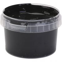 PRIMO sormiväri, musta, 250 ml/ 1 pll