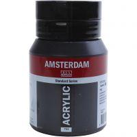 lamp black (771), 500 ml/ 1 pll