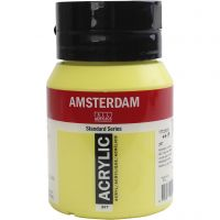 läpikuultavat, Azo yellow lemon, 500 ml/ 1 pll
