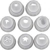 Silk Clay® Creamy pursotusterät, 8 kpl/ 1 pkk