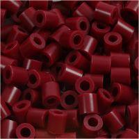 Nabbi- putkihelmet, koko 5x5 mm, aukon koko 2,5 mm, medium, viininpunainen (32239), 1100 kpl/ 1 pkk