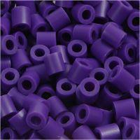 Nabbi- putkihelmet, koko 5x5 mm, aukon koko 2,5 mm, medium, tumma lila (32234), 1100 kpl/ 1 pkk